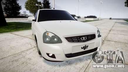 ВАЗ-2170 de alta calidad para GTA 4