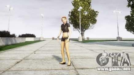 La chica del FBI para GTA 4