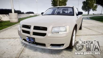 Dodge Magnum 2004 [ELS] Liberty County Sheriff para GTA 4