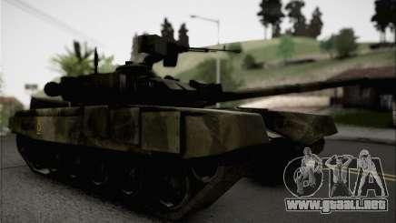 PT-91M Pendekar Tank para GTA San Andreas