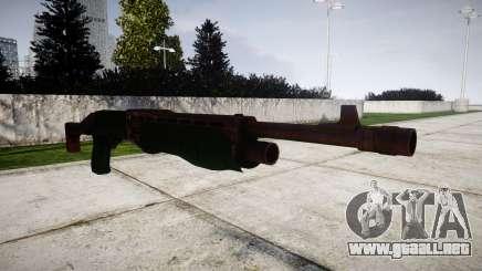 Escopeta Franchi SPAS-12 para GTA 4