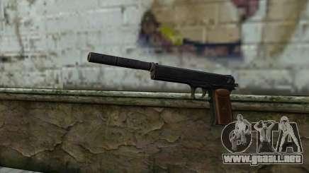 Silenced Colt45 para GTA San Andreas