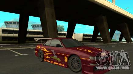 Nissan 200SX FnF1 (Letty car) para GTA San Andreas