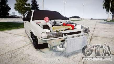 VAZ-2113 Turbo para GTA 4