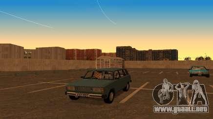 Lada 2104 Riva para GTA San Andreas