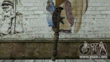 ProtonAxe From Fallout New Vegas para GTA San Andreas