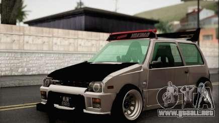 Daihatsu Mira Modified para GTA San Andreas