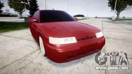 ВАЗ-2110 Bogdan rims2 para GTA 4