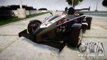 Ariel Atom V8 2010 [RIV] v1.1 Tashimo para GTA 4