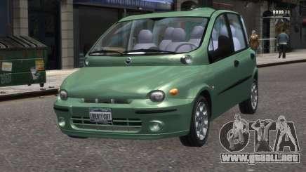 Fiat Multipla para GTA 4