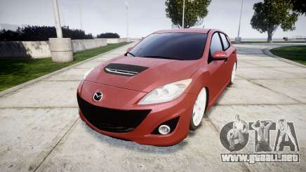 Mazda 3 MPS para GTA 4