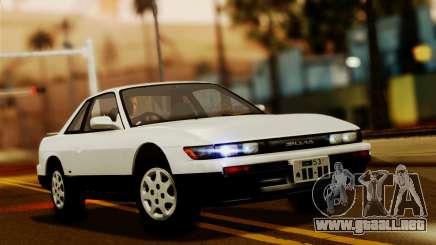 Nissan Silvia S13 1992 IVF para GTA San Andreas