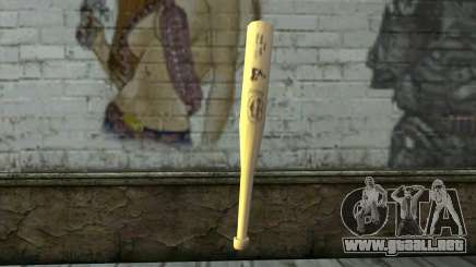 Baseball Bat from GTA Vice City para GTA San Andreas