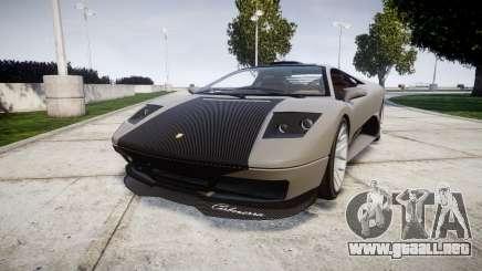 Pegassi Infernus Carbonerra para GTA 4