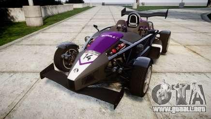 Ariel Atom V8 2010 [RIV] v1.1 FOUR C Motorsport para GTA 4