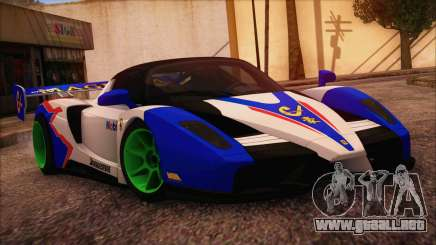 Ferrari Enzo Whirlwind Assault para GTA San Andreas