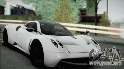 Pagani Huayra TT Ultimate Edition para GTA San Andreas