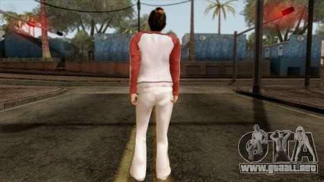 GTA 4 Skin 8 para GTA San Andreas segunda pantalla