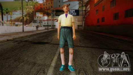 GTA San Andreas Beta Skin 17 para GTA San Andreas