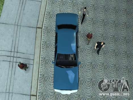 Beta Elegant para visión interna GTA San Andreas