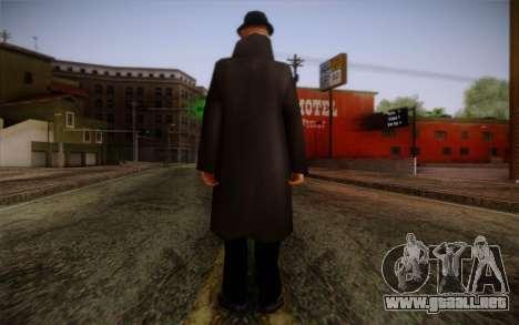 Ginos Ped 25 para GTA San Andreas segunda pantalla
