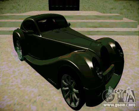 Super ENB para los débiles y medianas PC para GTA San Andreas segunda pantalla