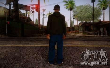 Ginos Ped 18 para GTA San Andreas segunda pantalla