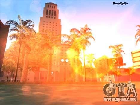 Sunset ENB para GTA San Andreas séptima pantalla