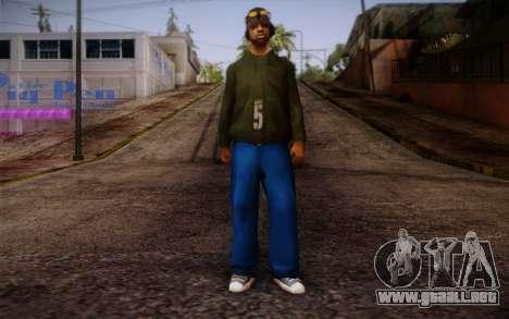 Ginos Ped 18 para GTA San Andreas