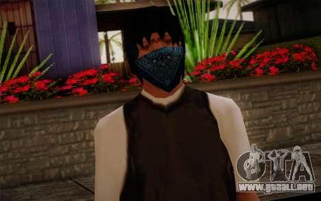 Ginos Ped 2 para GTA San Andreas tercera pantalla