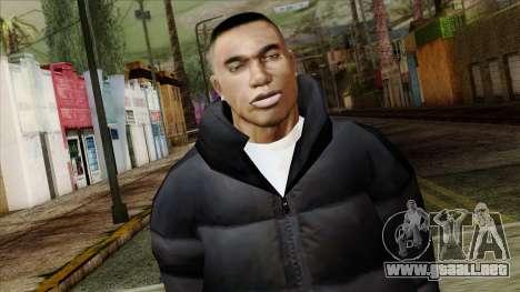 GTA 4 Skin 1 para GTA San Andreas tercera pantalla
