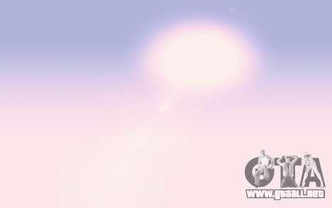 Krevetka Graphics v1.0 para GTA San Andreas novena de pantalla
