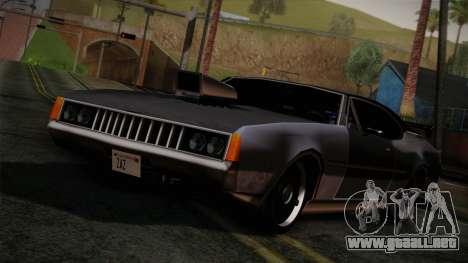 Clover Mejorado para GTA San Andreas