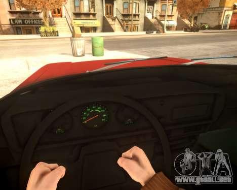 AZLK 2140 4x4 para GTA 4 visión correcta