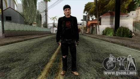 GTA 4 Skin 10 para GTA San Andreas