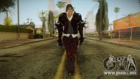 Alex Boss from Prototype 2 para GTA San Andreas