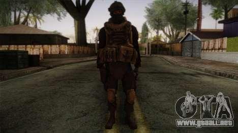 Modern Warfare 2 Skin 4 para GTA San Andreas