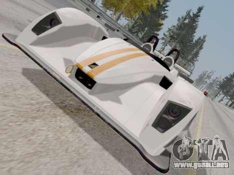 Jundo ENB Series V0.1 para PC débil para GTA San Andreas