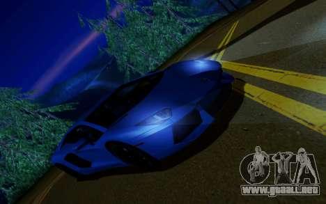 Krevetka Graphics v1.0 para GTA San Andreas undécima de pantalla