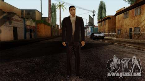 LCN Skin 5 para GTA San Andreas