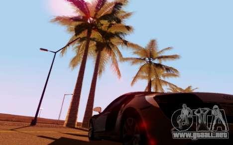 Krevetka Graphics v1.0 para GTA San Andreas tercera pantalla