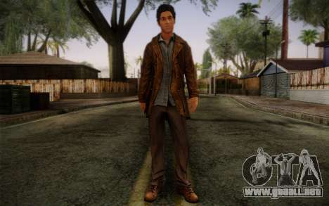 Harry Mason From SH: Shattered Memories para GTA San Andreas
