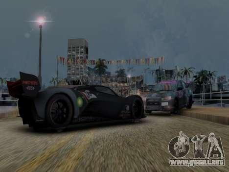 ENB Hans Realistic 1.0 para GTA San Andreas séptima pantalla