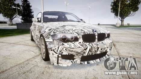 BMW 1M 2011 Sharpie para GTA 4