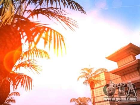 Sunset ENB para GTA San Andreas segunda pantalla