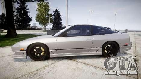 Nissan 240SX SE S13 1993 para GTA 4 left