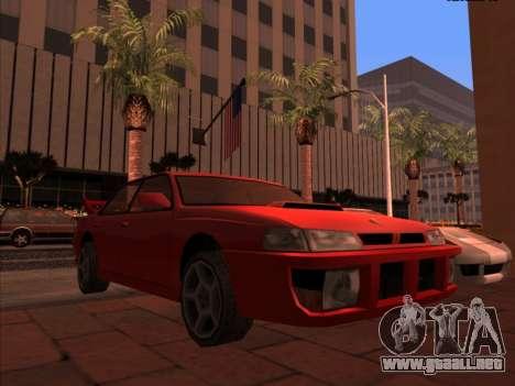 Sunset ENB para GTA San Andreas tercera pantalla