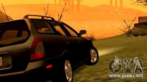 Daewoo Nubira me Vagón CDX NOSOTROS 1999 para las ruedas de GTA San Andreas