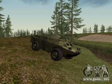 BRDM 2 para GTA San Andreas