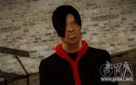 Ginos Ped 16 para GTA San Andreas tercera pantalla